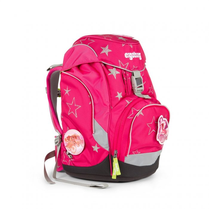 b234f1a9b1 ... Školská taška Set Ergobag pack Ružová pohľad zprava ...